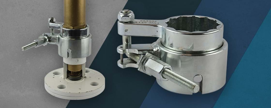image of KC ProSupply's Pressure Relief Valve Cracking Tool